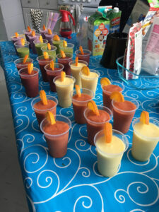 Teacher Appreciation Week - Smoothies Day
