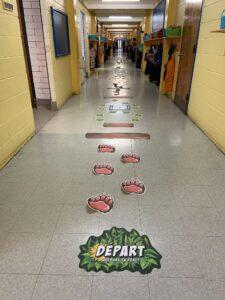 Corridors actifs!